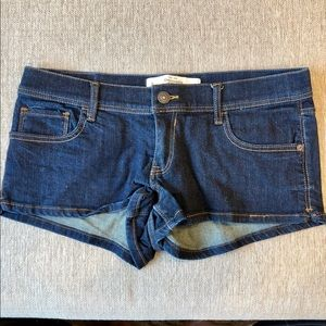 Abercrombie & Fitch denim shorts